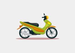 Ciclomotores de 2 ruedas