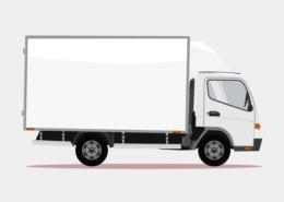 Transporte de mercancías MMA ≤ 3500 kg