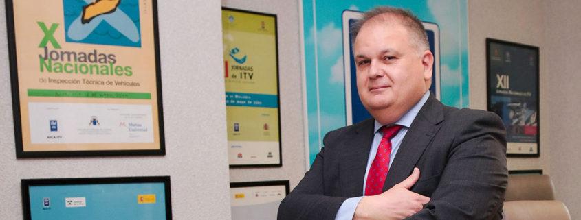 Jorge Soriano, presidente de AEMA ITV