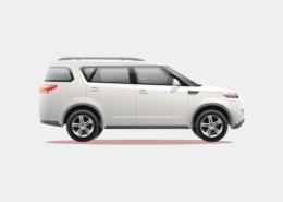 Turismos, auto-caravanas y vehículos vivienda