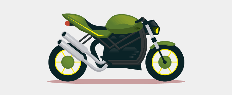 Motocicletas, vehículos de 3 ruedas, cuadriciclos, quads, ciclomotores de 3 ruedas y cuadriciclos ligeros